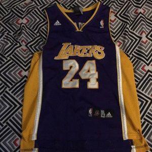 Kobe Bryant Purple Swingman Jersey